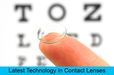 Latest Technology in Contact Lenses